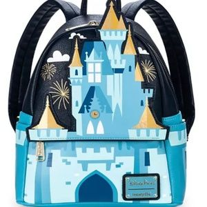 Sleeping Beauty Castle Backpack